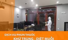 Dịch vụ phun thuốc khử trùng Corona Covid-19 tại Đà Nẵng