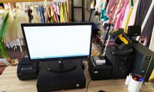 Bán máy tính tiền tại Bình Dương cho shop quần áo, cửa hàng tạp hóa