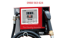 Hộp bơm dầu Piusi CUBE 56/33, Piusi cube 56, bơm dầu cấp phát nội bộ