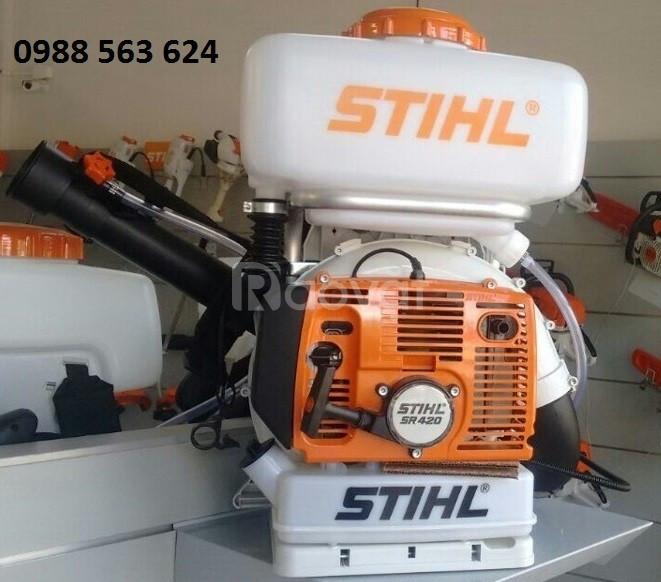 Máy phun thuốc phòng dịch Stihl SR420