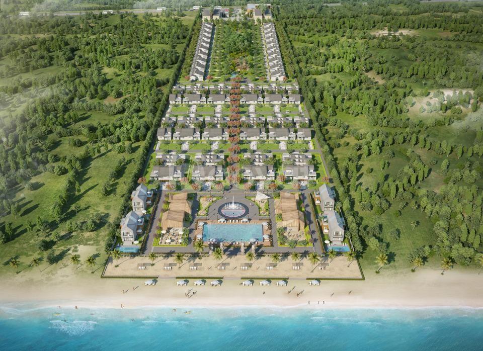 Tận hưởng cuộc sống đẳng cấp tại vùng vịnh nghỉ dưỡng thiên đường