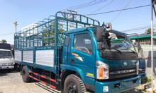 Xe tải chiến thắng 7 tấn thùng bạt 6m7|Giá thanh lý đời 2017