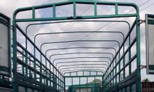 Xe tải 7.2 tấn thùng bạt ga cơ thùng 6m7|Giá thanh lý