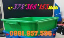 Thùng nhựa A3, khay linh kiện A3, thùng nhựa cơ khí