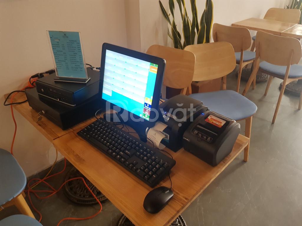 Máy tính tiền bộ cho quán cafe tại Đà Nẵng