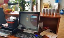 Máy tính tiền cho quán ăn - nhà hàng tại Bắc Giang