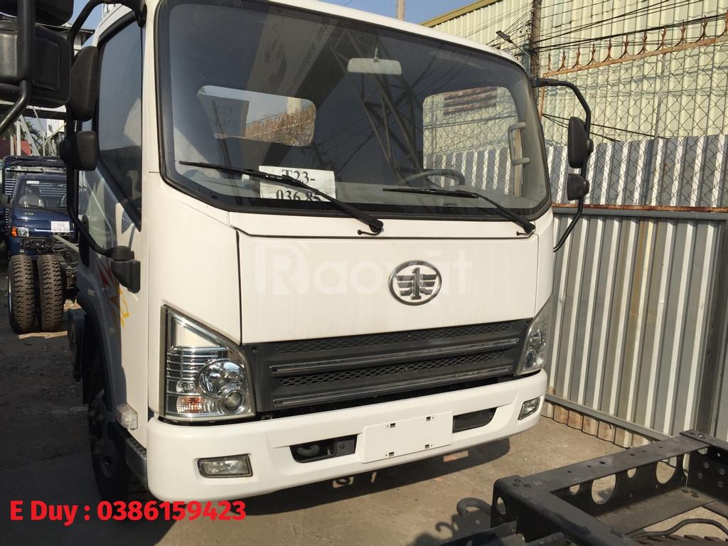 Xe tải faw 7.3 tấn thùng dài 6m2