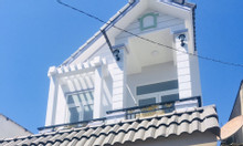 Nhà 1 trệt 1 lầu 80 TT Thuận An,Bình Dương gần Vòng xoay An Phú,SHR
