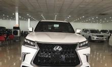 Bán Lexus LX570 Super Sport nhập trung đông, màu trắng