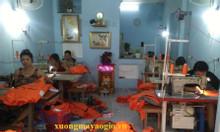 Cơ sở may áo khoác gió đồng phục quà tặng chất lượng