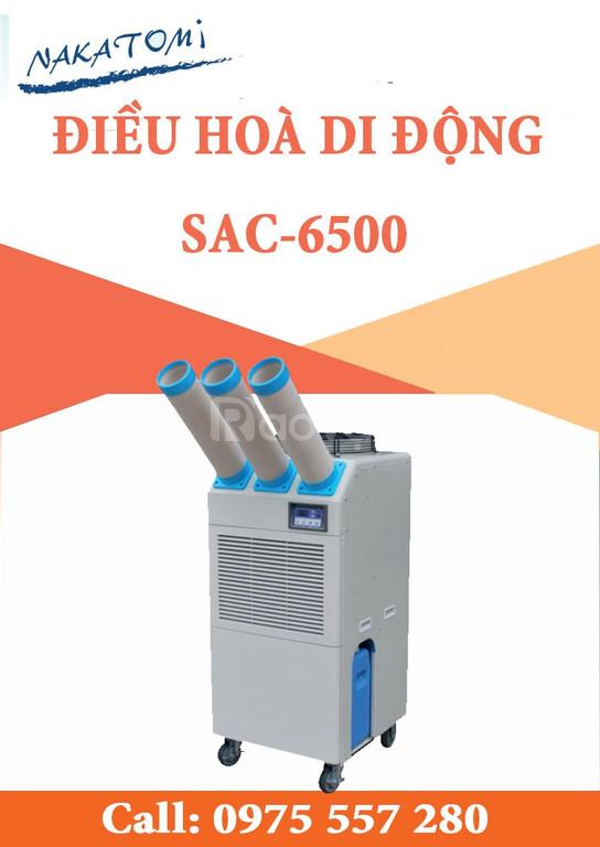 Giá điều hoà Di Động Nakatomi SAC-6500