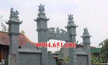 Cổng đá nhà thờ họ – 10 Mẫu cổng đá nhà thờ họ đẹp thiết kế hiên đại