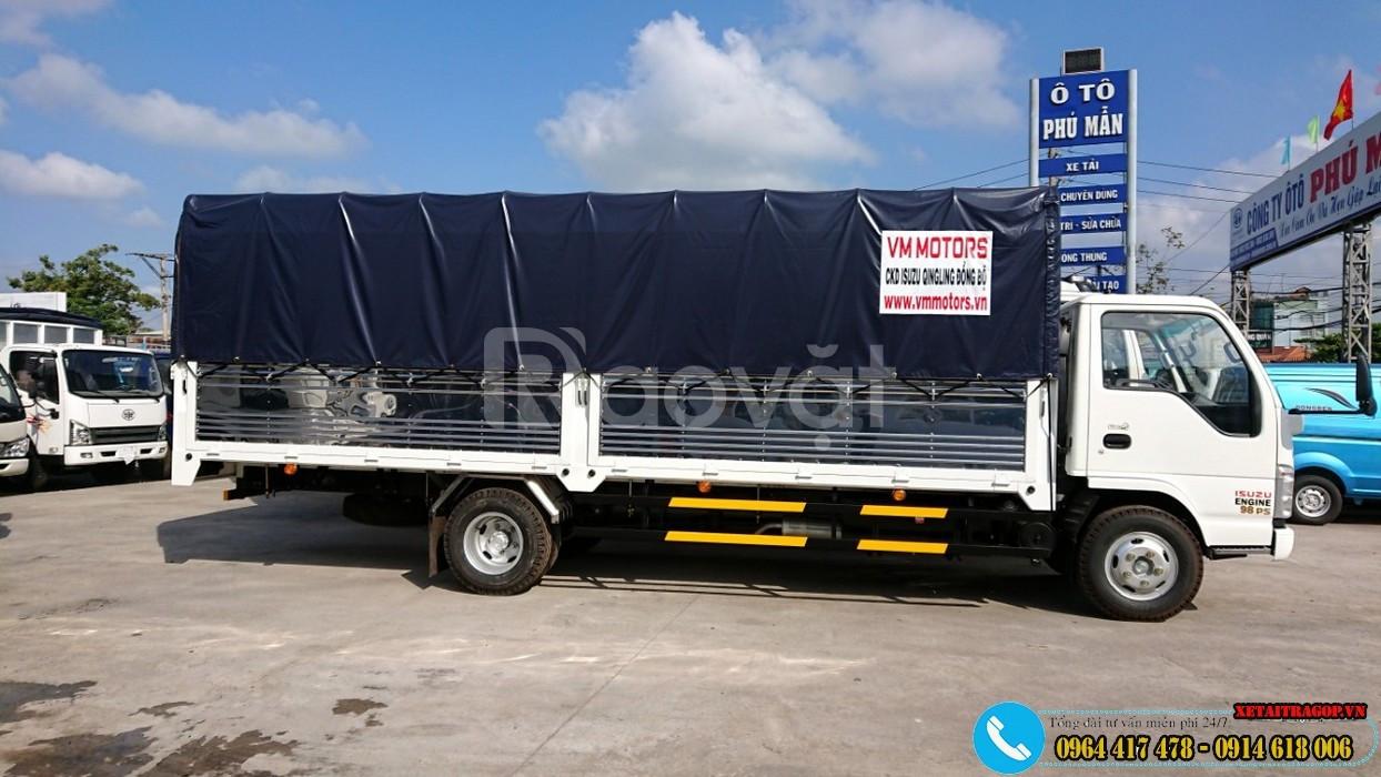 Xe tải isuzu 1t9 thùng 6m2 giá tốt/ thủ tục nhanh gọn