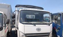 Xe tải faw 7 tấn 3 máy hyundai thùng dài 6m2 giá tốt