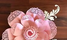 Bán hoa giấy handmade