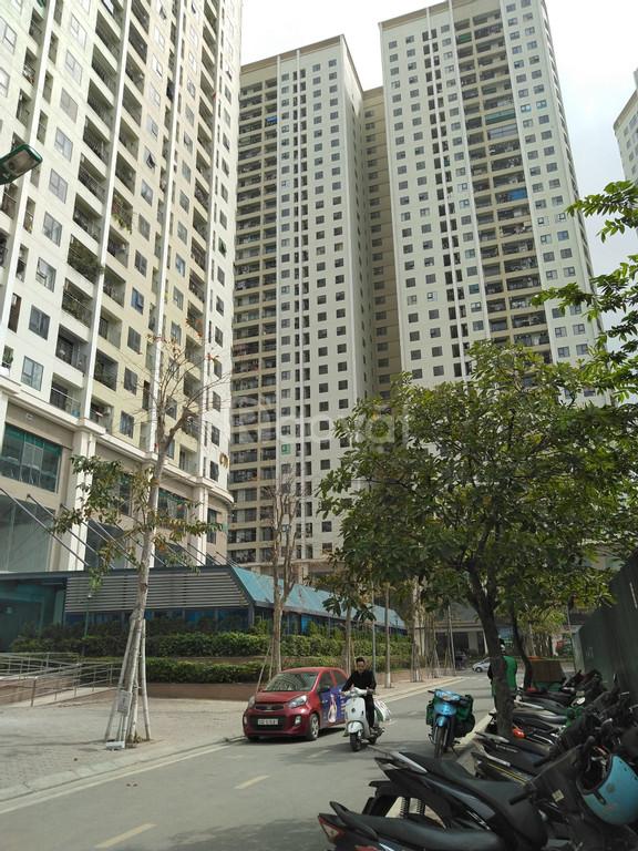 Căn 3 ngủ tòa CT1 Gelexia Riverside Hà Nội. 86m2. Sổ hồng. 20.4tr/m2
