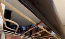 Thanh lí gỗ lát sàn nhà gỗ hương lim Nam Phi
