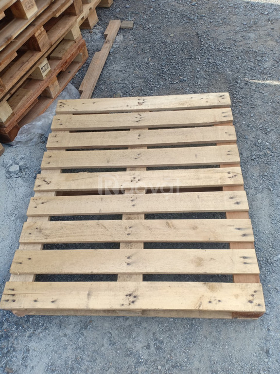 Pallet gỗ, kệ pallet gỗ kê hàng Gia Lai giá rẻ, pallet gỗ kê hàng