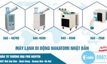 Bán điều hòa, máy lạnh di động tại Hà Nam