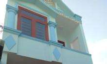 Bán nhà 1 trệt 1 lầu gần UBND và chợ Tân Phước Khánh giá 950 triệu