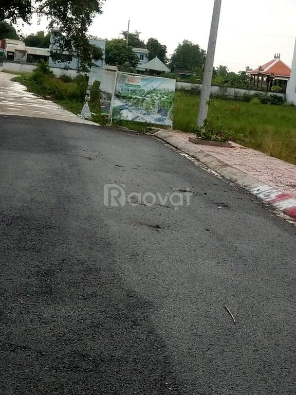 Bán đất thổ - sổ riêng ngay UBND xã Long Trạch, TL826, 80m2