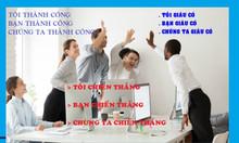 Tuyển 5 NV Văn Phòng, 5 chăm sóc khách hàng, 10 NV  tư vấn, sales