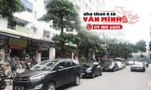 Cho thuê xe ô tô số tự động tại quận Thanh Xuân