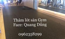 Thảm cao su tập gym giá rẻ