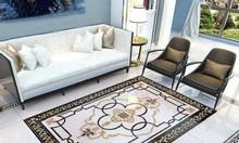 Thảm gạch ,gạch thảm trang trí hình chữ nhật