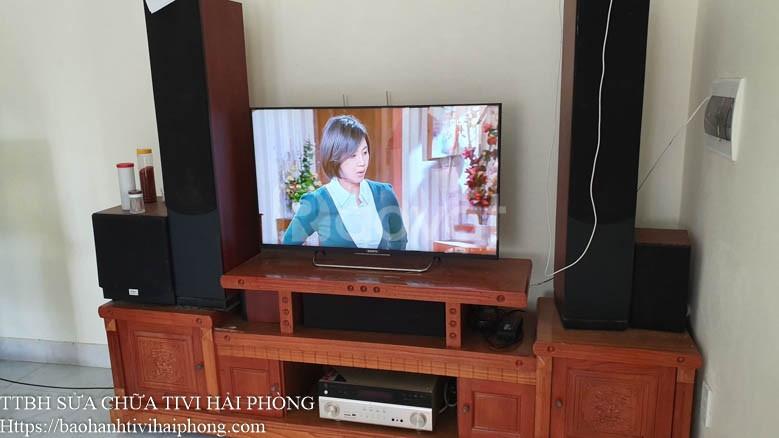 Sửa tivi tại Hải Phòng
