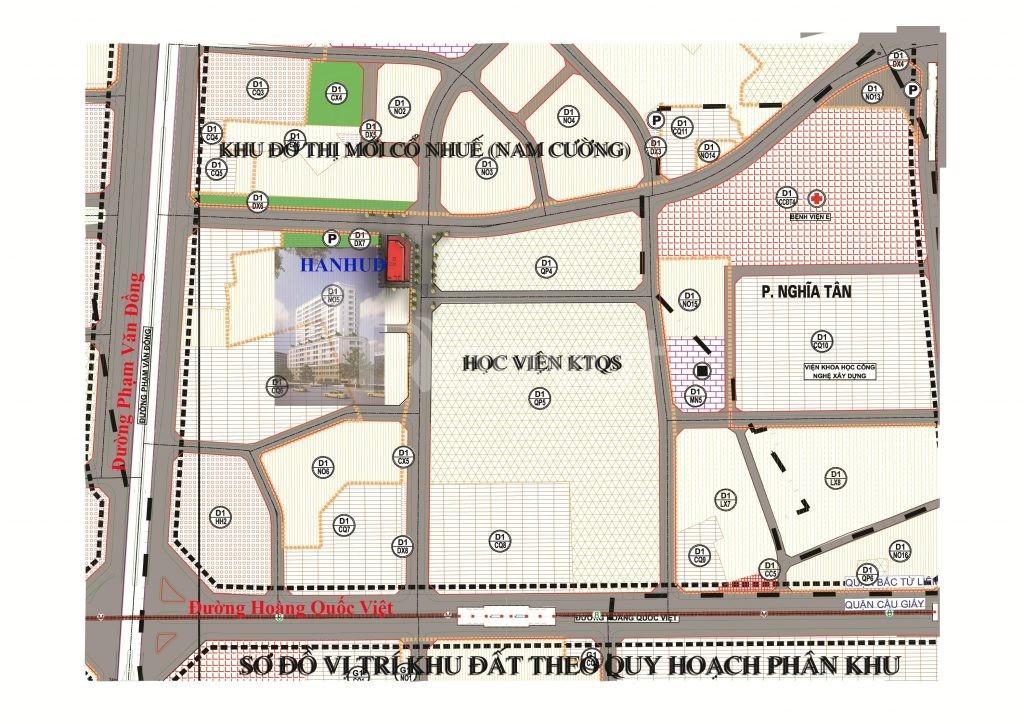 Bán chung cư đường Hoàng Quốc Việt giá 26,5tr/m2