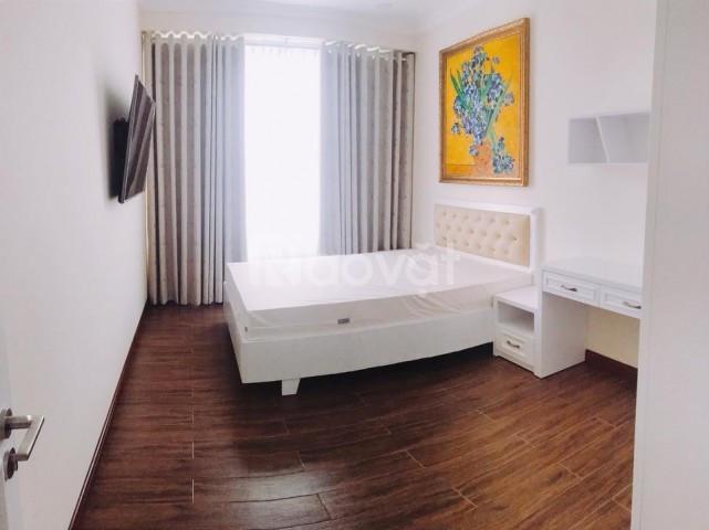Cho thuê căn hộ 3PN An Bình city, nội thất full DT 90m2, giá 12 tr