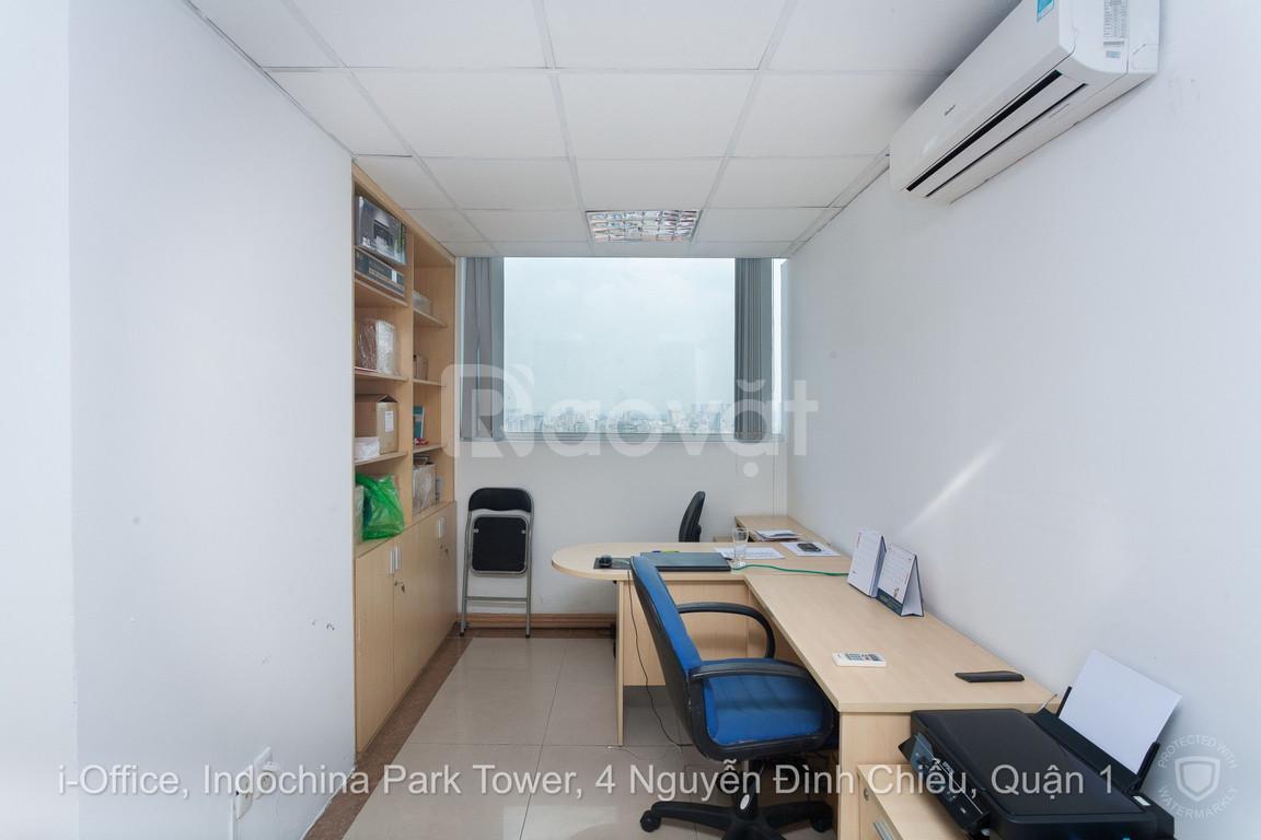 Văn phòng trọngói quận 1