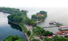 Bán đất mặt Hồ Trúc Bạch 106m2 giá 26 tỷ Ba Đình