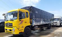 Xe tải dongfeng hoàng huy b180 thùng bạt 9m5 giá thanh lý cạnh tranh