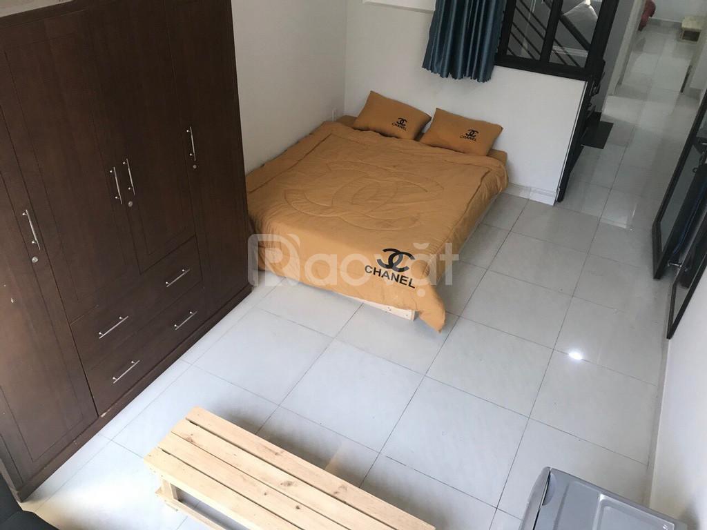 Chính chủ cần cho thuê phòng full nội thất tại phường 10, Gò Vấp, HCM