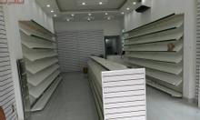 Kệ trưng bày cho shop giày dép - Hàng có sẵn tại TP.HCM