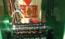 Nhận gc máy cán chữ - chữ chìm chữ nổi trên nhẫn vàng 24k