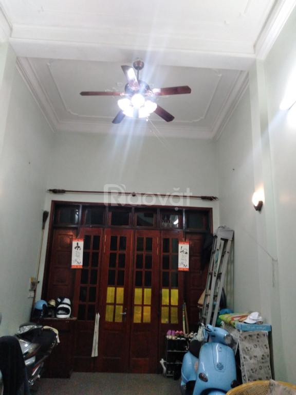 Bán nhà Mặt Phố Vĩnh Phúc 2 mặt thoáng, 46m2 5T, Kinh Doanh cho thuê