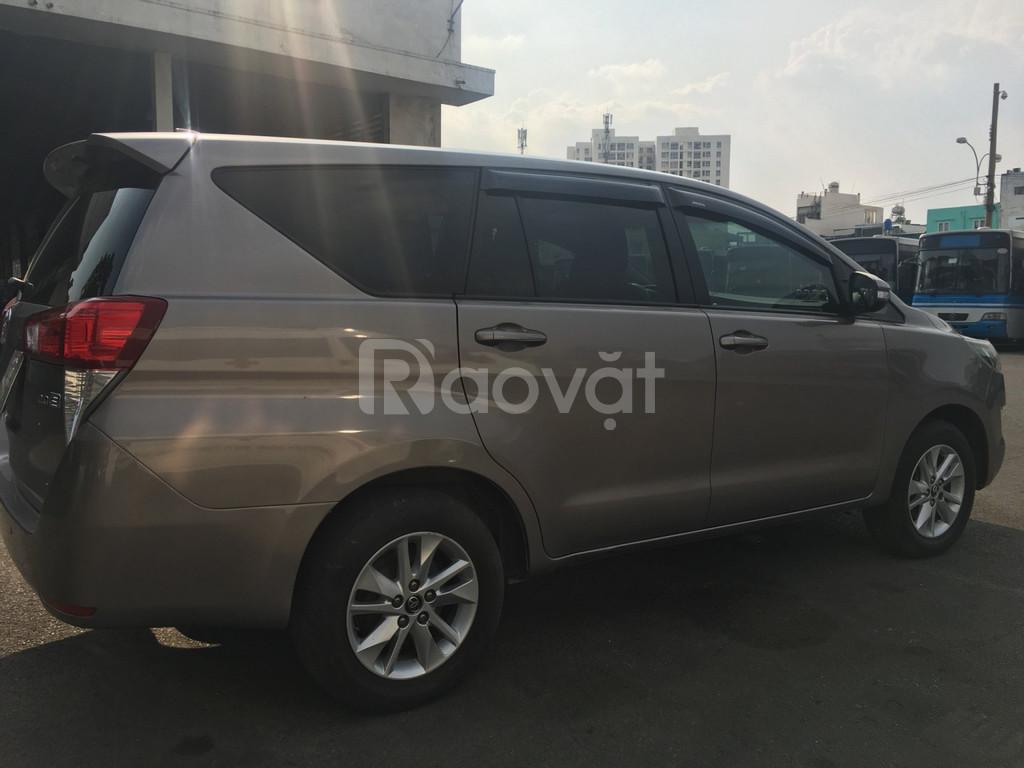 Bán xe Innova E 2017 8 chỗ ngồi số sàn