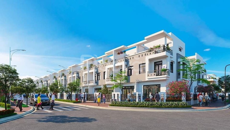 Nhà Phố - Biệt Thự liền kề cạnh Sân Bay Long Thành chỉ hơn 1,x Tỷ
