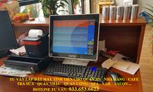 Bán máy tính tiền cho nhà hàng, quán ăn tại Bắc Giang