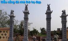 Địa chỉ bán mẫu cổng nhà thờ họ đẹp tại Quảng Ninh uy tín