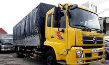 Xe tải dongfeng b180 8 tấn 2019 thùng bạt 7m5 giá thanh lý