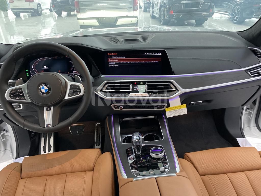 Bán BMW X7 Msport phiên bản thể thao cao cấp 2020