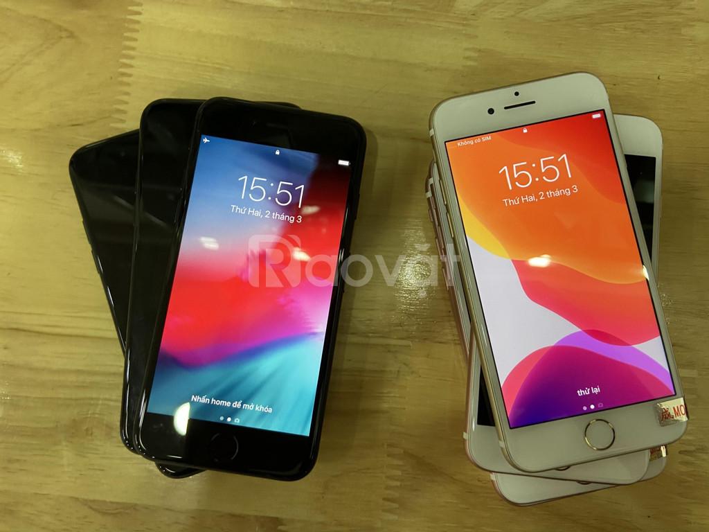 Điện thoại iphone 7 quốc tế 32gb hàng như mới, nguyên bản