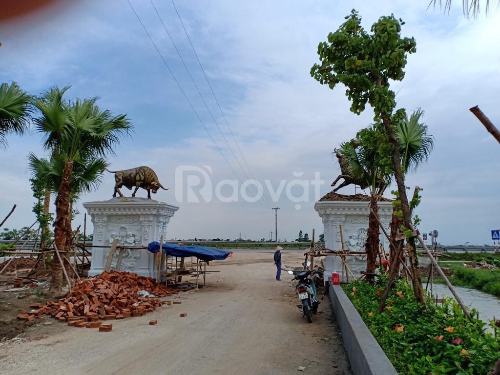 Mở bán Đất nền đã có sổ đỏ từng lô tại Hưng Hà, Thái Bình.Từ 8triệu/m2