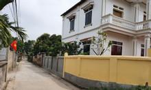 Bán đất mặt tiền 6m, sổ đỏ, 120m2, giá tốt Sóc Sơn, Hà Nội