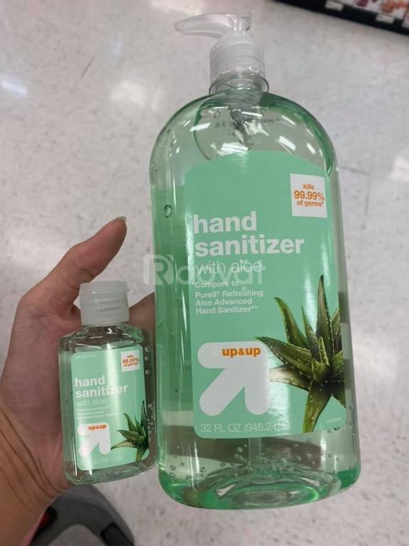 Gel rửa tay khô
