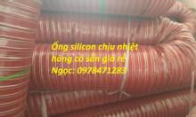 Ống Silicon chịu nhiệt hàng có sẵn
